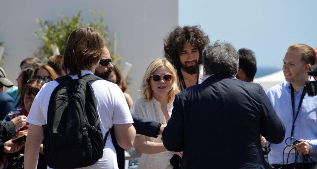 Kirsten Dunst, another Cannes Film festival judge