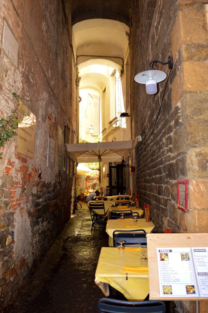 Restaurant in Albenga