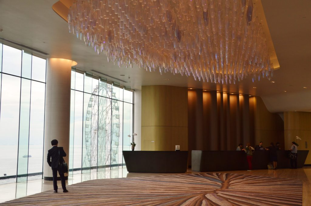 Conrad Hilton Manila New Hotel Review
