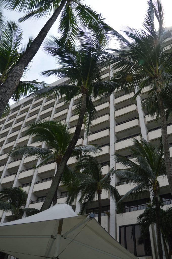 Sofitel Hotel Exterior