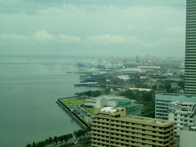 View from the Hyatt