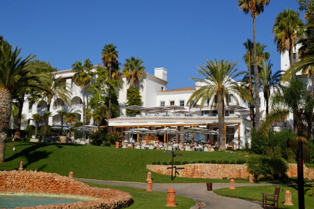5* Vila Vita Resort in Alporchinhos