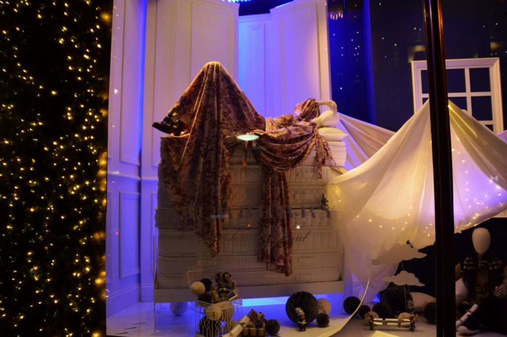London Christmas Windows