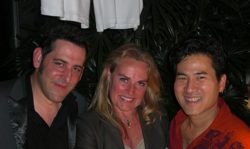 Steve Cole and Jeff Kashiwa