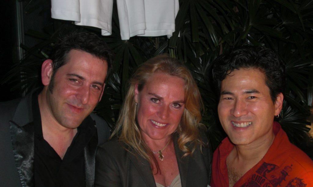Steve Cole and Jeff Kashiwa