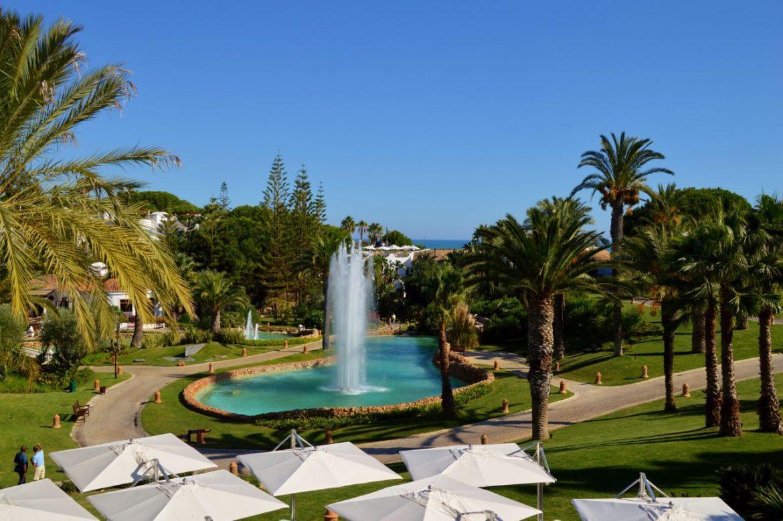 Vila Vita Parc Fountain