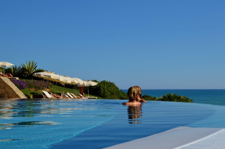 Vila Vita Parc pool - Smooth Jazz Festival on the Algarve