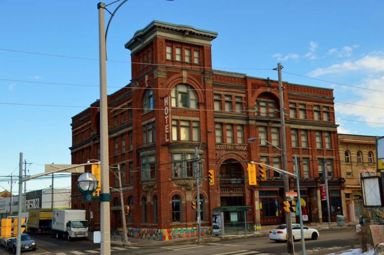 Review Gladstone Hotel Toronto