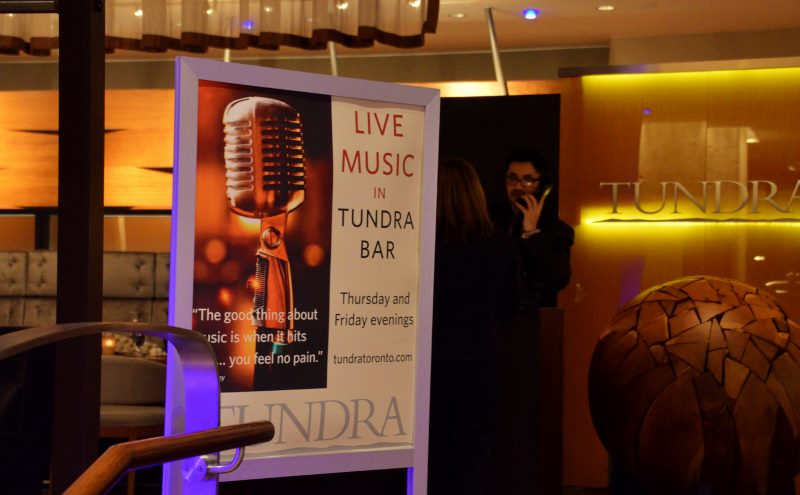 Tundra Bar Toronto Hilton