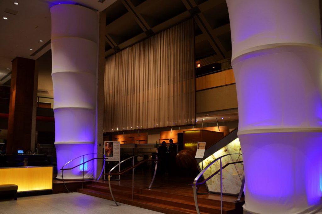 Toronto Hilton Lobby