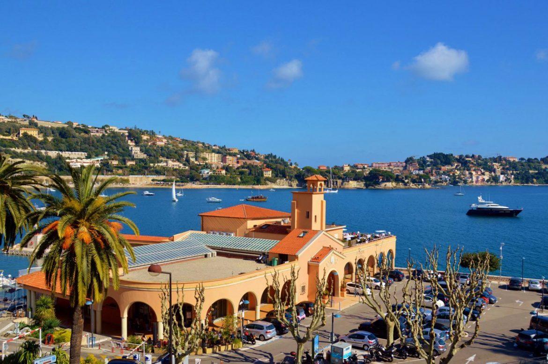 Port in Villefrance sur Mer