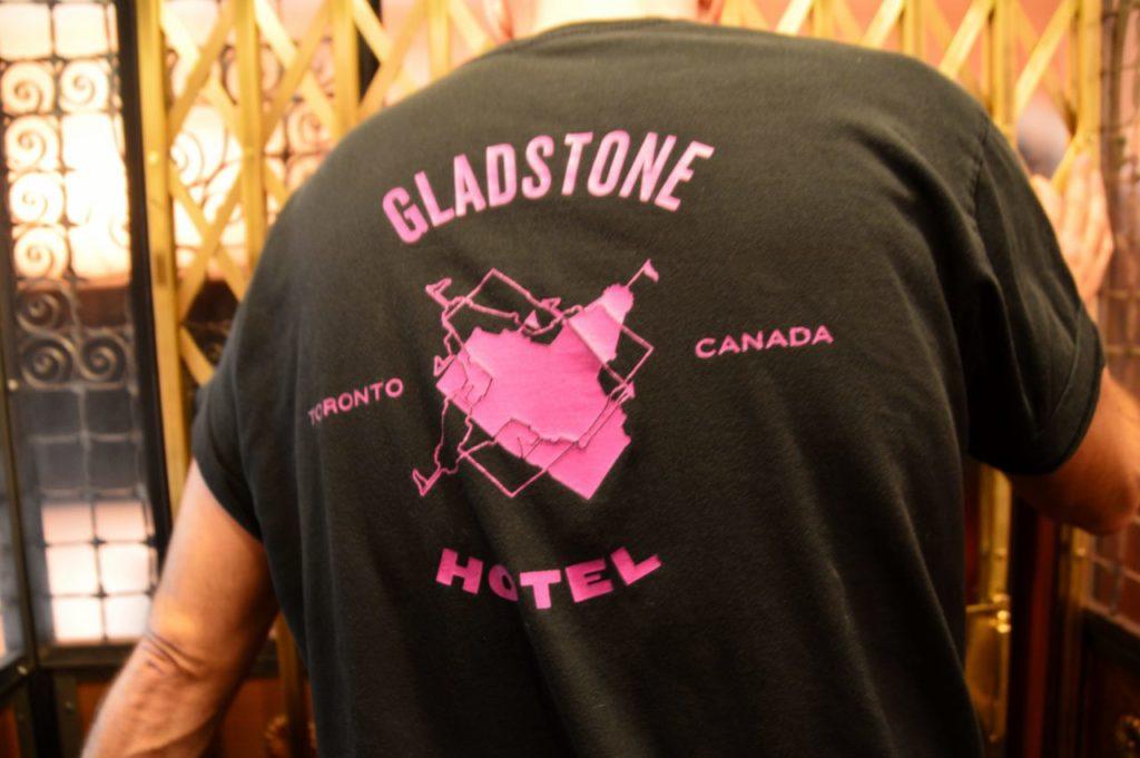 Gladstone Hotel staff