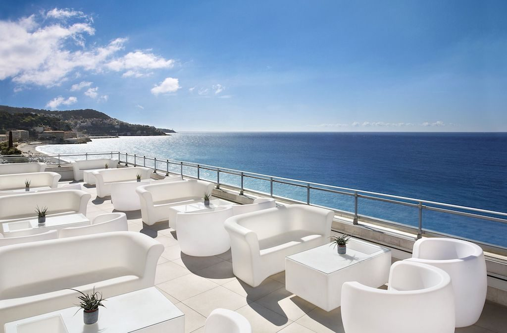 10 things to see and do in Nice this winter - hit a sunny roof terrace