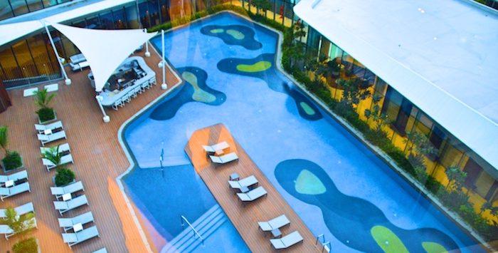 overhead pool conrad manila