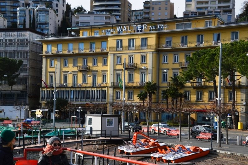 Hotel Walter au Lac a Lugano