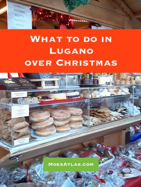 Lugano over Christmas