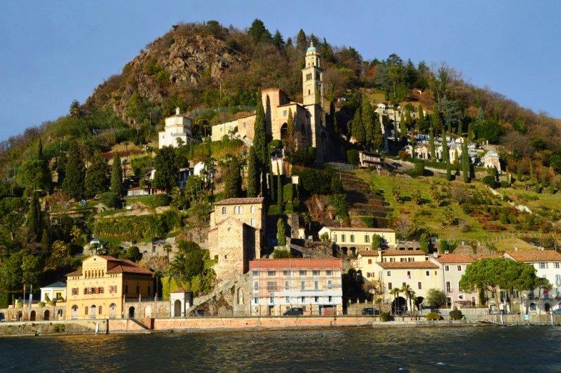 Tour del Lago di Lugano