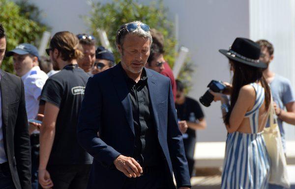 Mads Mikkelsen in Cannes